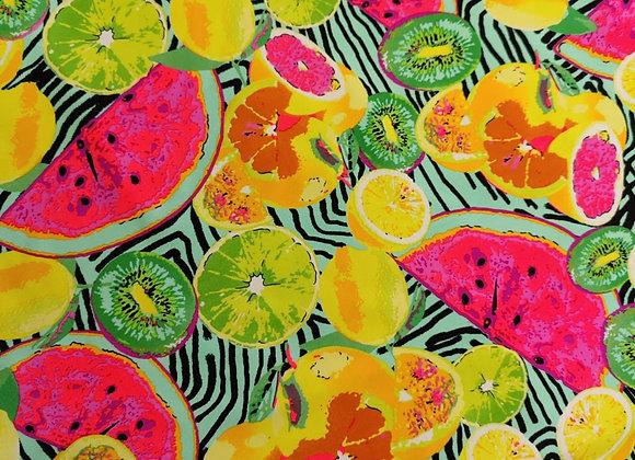 Tutti Frutti Lycra