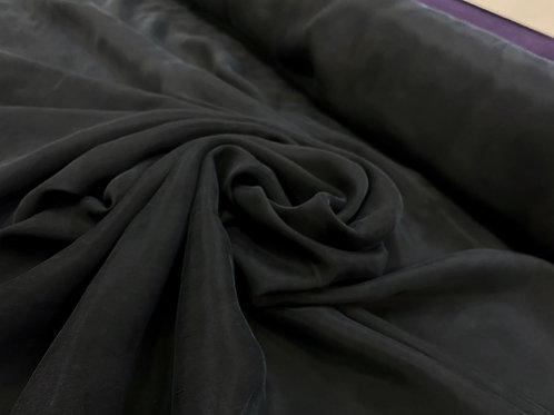 Black 100% Cupro