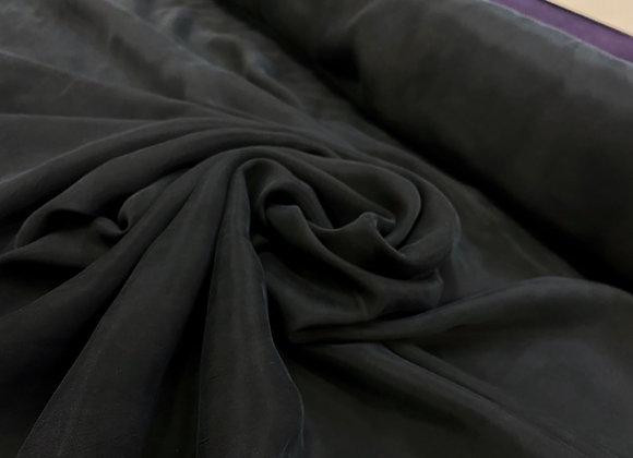 Black 100% Japanese Cupro