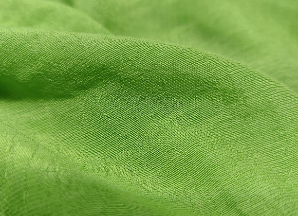 Green Poly Fabric - 3 Metre Pieces