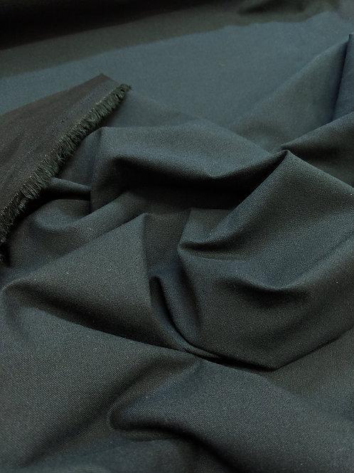 Cotton Viscose jersey (Viscottino) - Bottle green