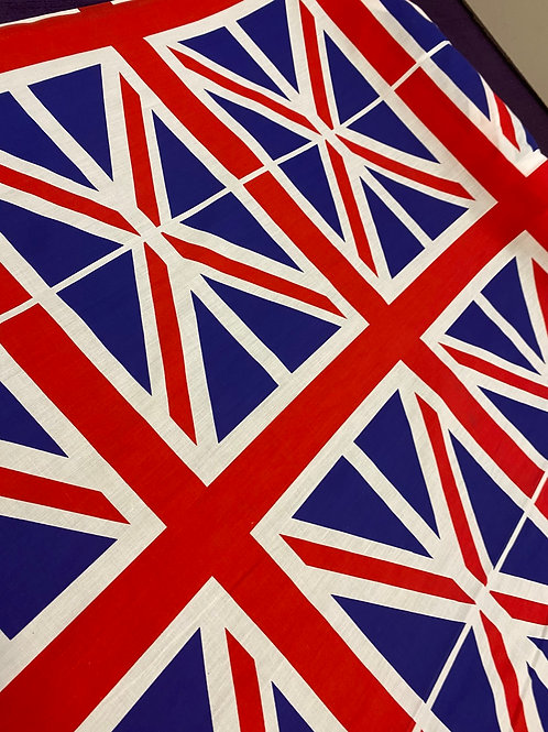 Union Jack PolyCotton