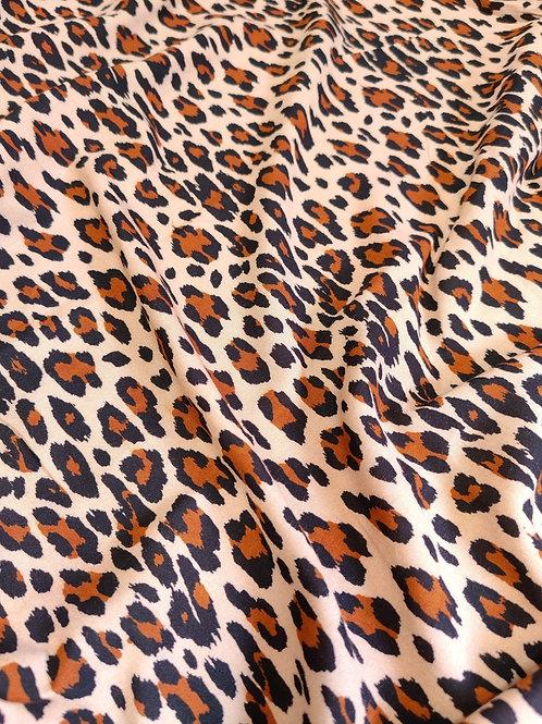 Leopard Print Viscose