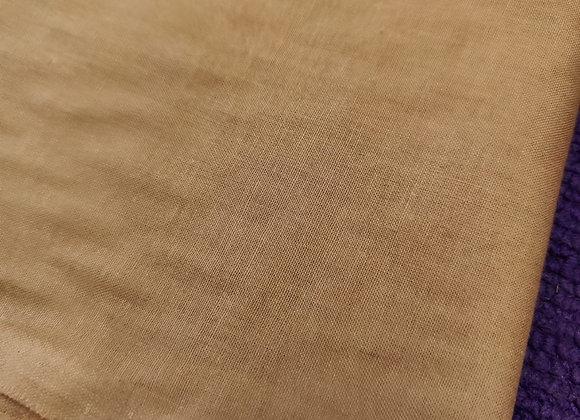 Brown/Beige 100% Cotton