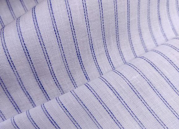 Twin Pin Stripe Irish Linen