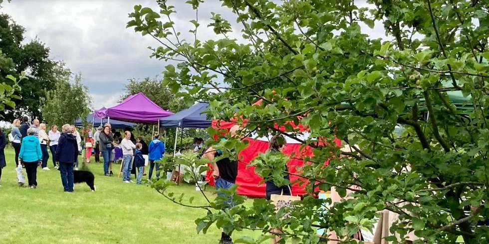 Artisan Markets in the Orchard, Wessington