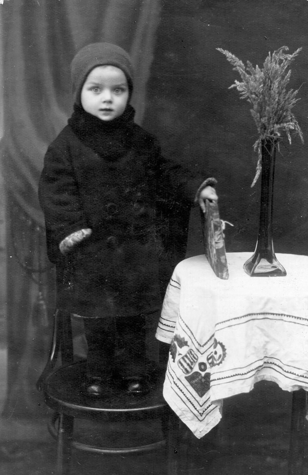 Nina, December 28, 1932