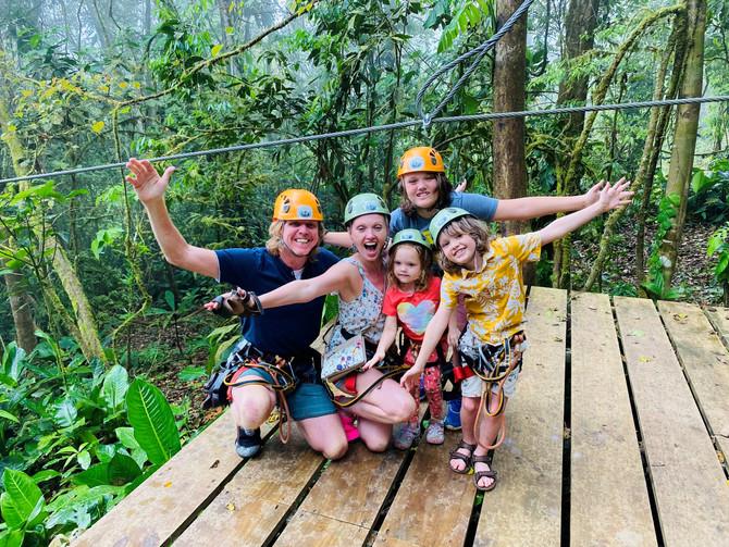 Letting Go in Costa Rica