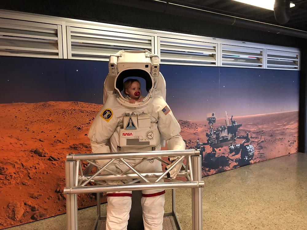 Chloe Lost in Space