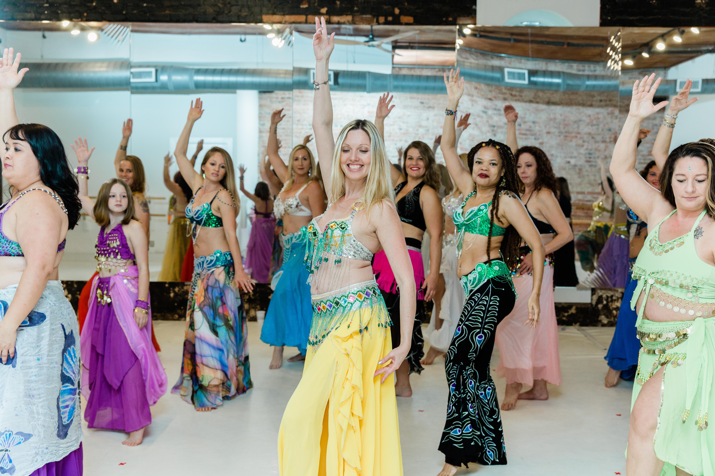 Belly Dance Class - Drop-In