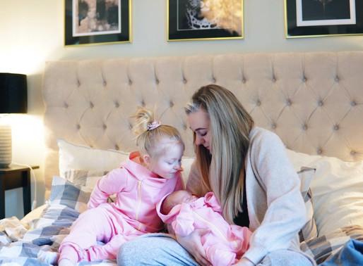 Äitienpäivän tunnelma syntyy yhdessä olemisesta