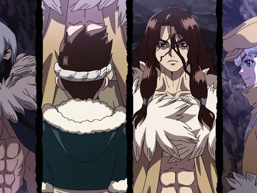 Dr. Stone S2 Episode 4: CHROME JOINS TSUKASA'S EMPIRE?!