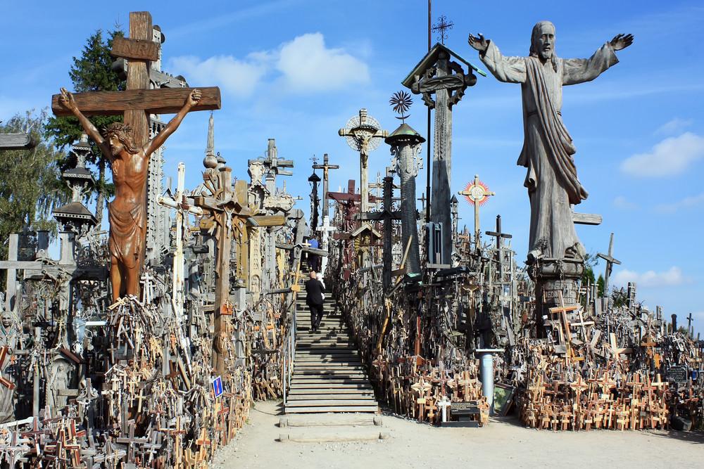 立陶宛 十字架山 (Hill of Cross)