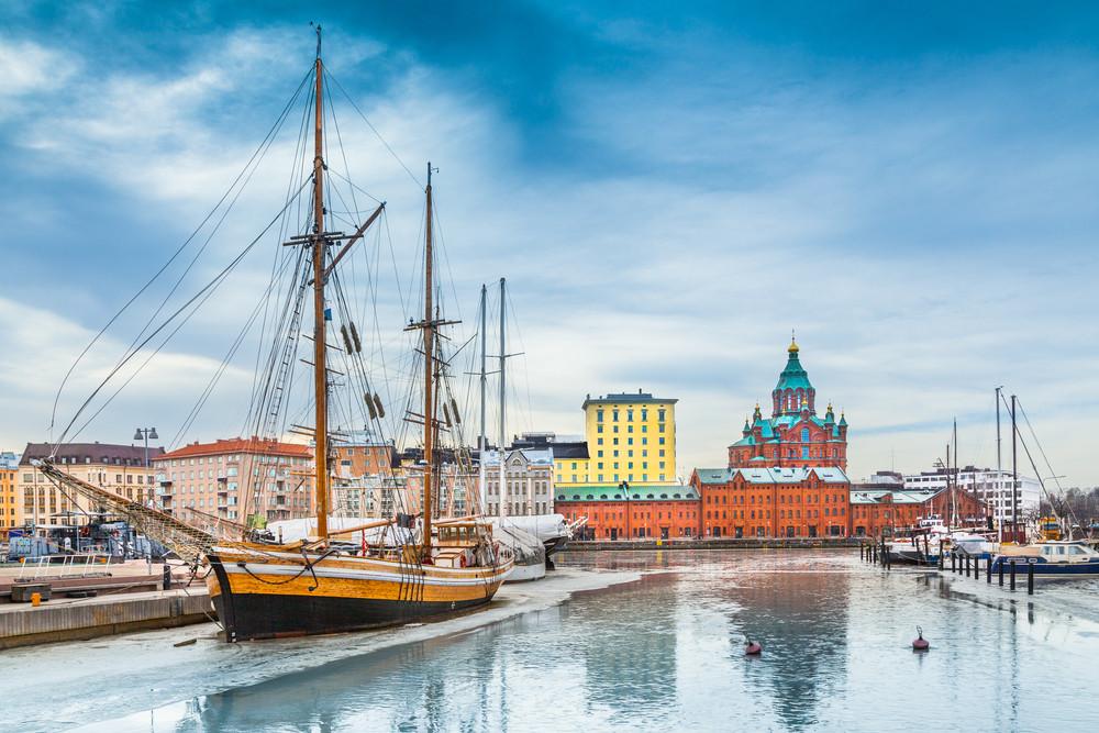 赫爾辛基 市區