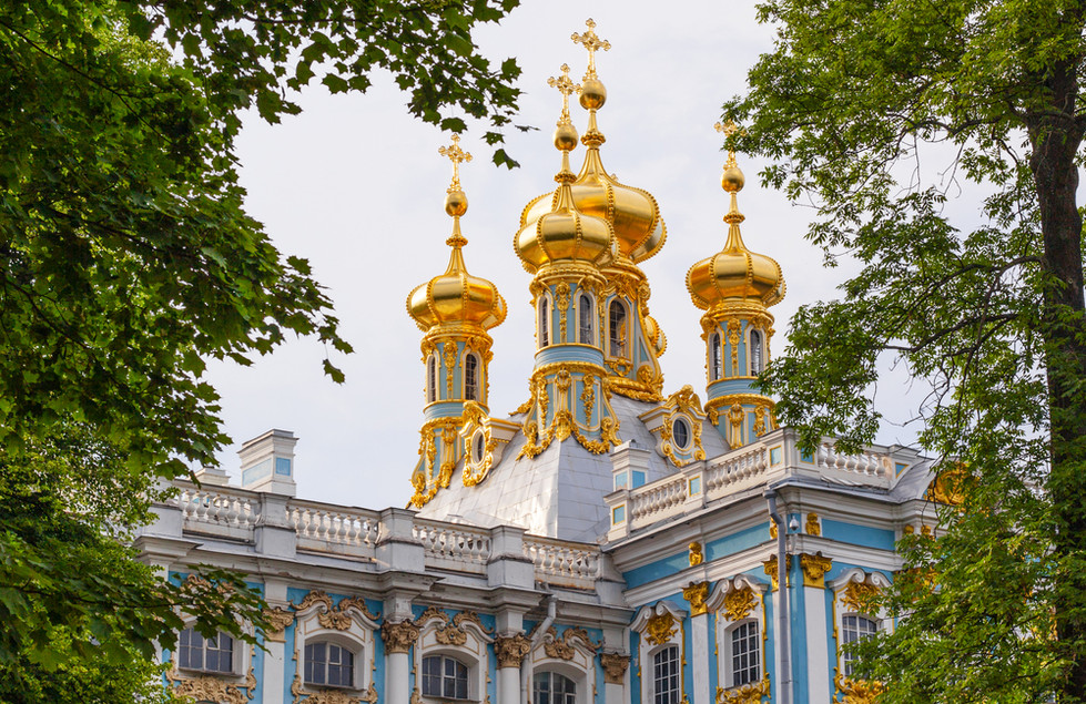 凱薩琳宮 Catherine Palace