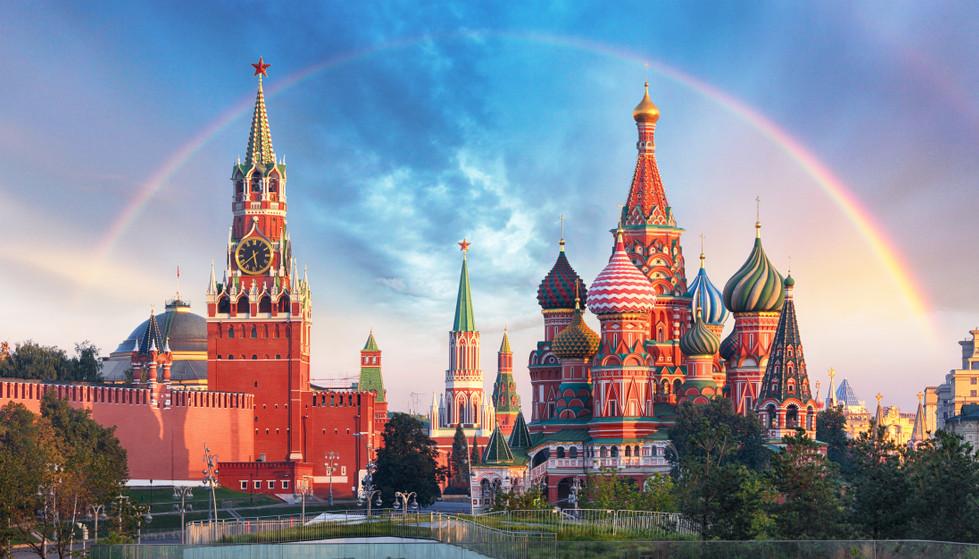 莫斯科 Moscow