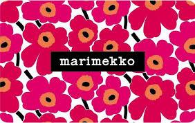 芬蘭國民品牌 Marimekko