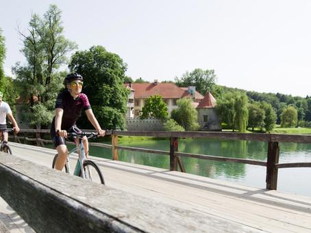 天鵝城堡的木橋