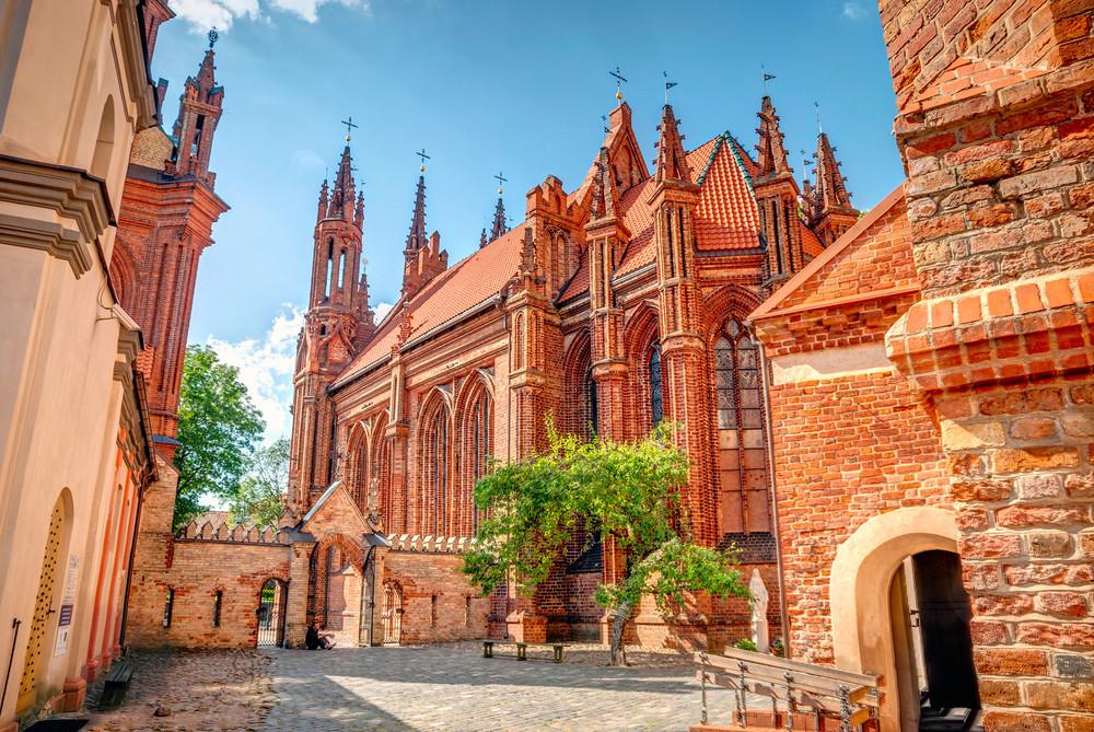 維爾紐斯 聖安那教堂