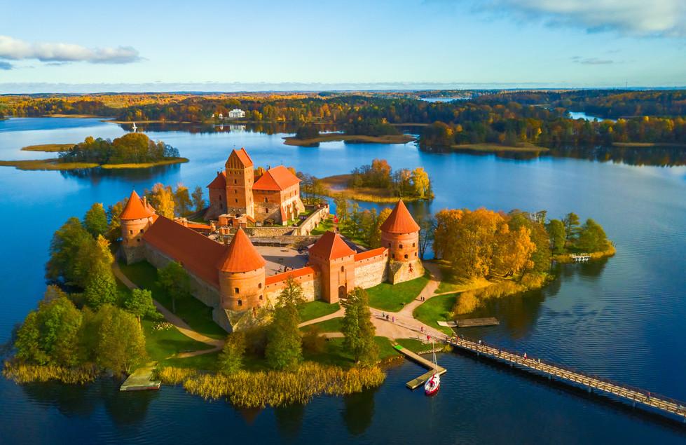 立陶宛 特拉凱歷史國家公園