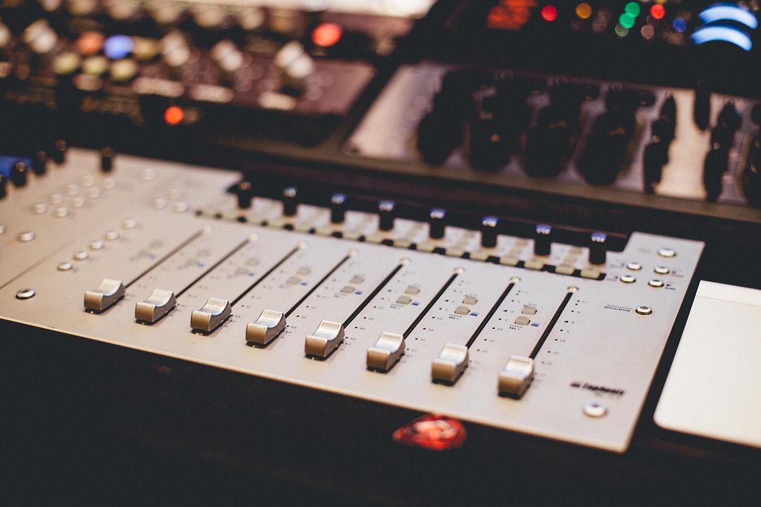 Professional Sound Mixer