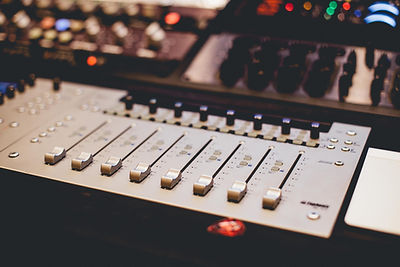 Mixer Professional Sound