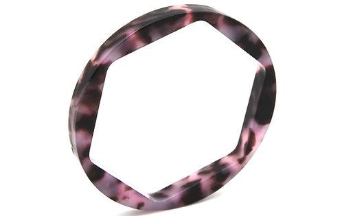 BRACELET O6 Ecaille Pink