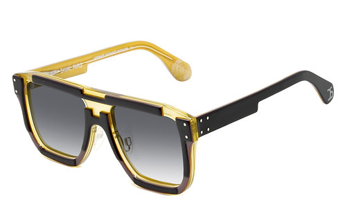 LOUIS BROWN SUNGLASSES
