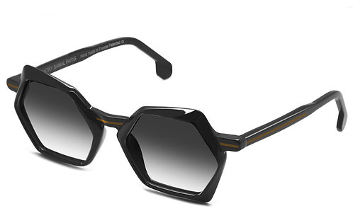 OO9 BLACK SUNGLASSES
