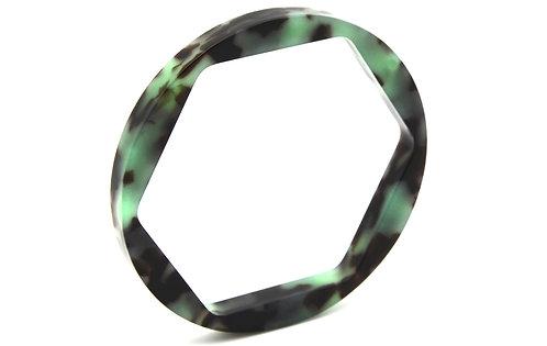 BRACELET O6 Ecaille Green
