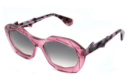 SANDRO ROSE SUNGLASSES