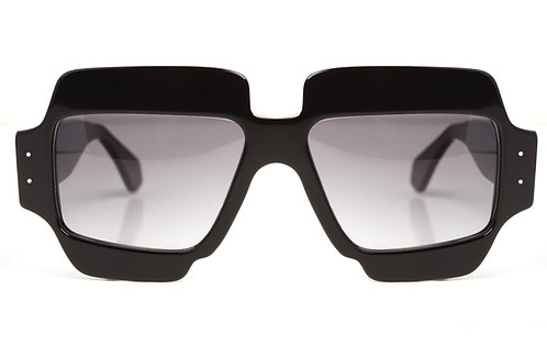 INTERSECTION 1 BLACK SUNGLASSES