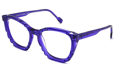 CHARLES 2 INDIGO / BLUE OPTICAL FRAME