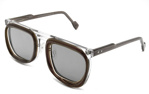 XAVIER BROWN SUNGLASSES