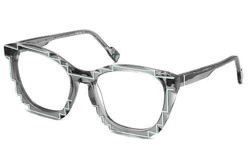 CHARLES 2 GREY OPTICAL FRAME