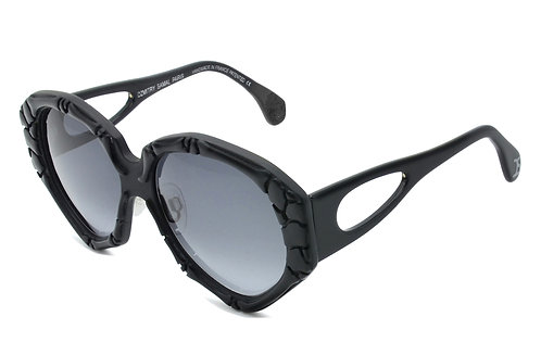 ORPHEE BLACK SUNGLASSES