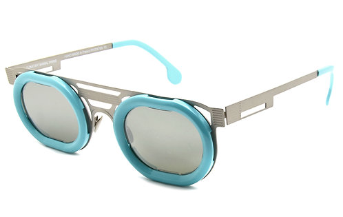 HUBLOT ALU BLUE SUNGLASSES