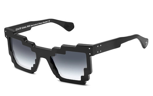 3DPI BLACK SUNGLASSES
