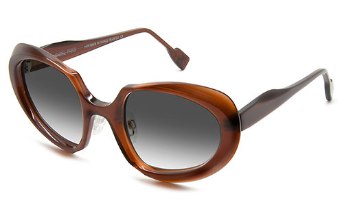 HECTOR BROWN SUNGLASSES