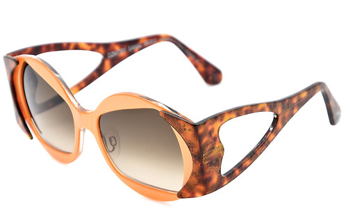 VALENTIN ORANGE SUNGLASSES