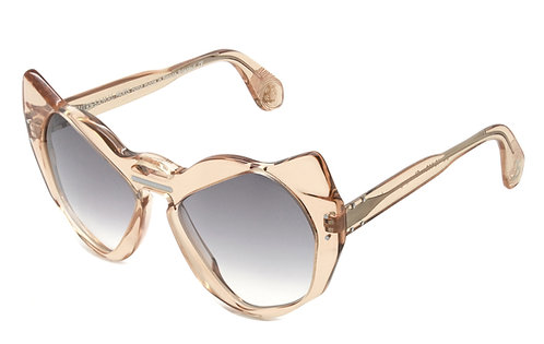 INTERSECTION 3 CHAMPAGNE SUNGLASSES