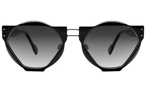 O8 BLACK SUNGLASSES