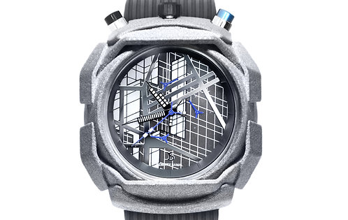 DS1 WATCH CLEAR HOUSING