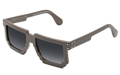 5DPI BROWN SUNGLASSES