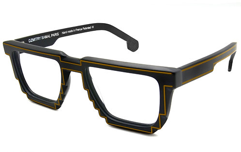 TOM BLACK MAT OPTICAL FRAME