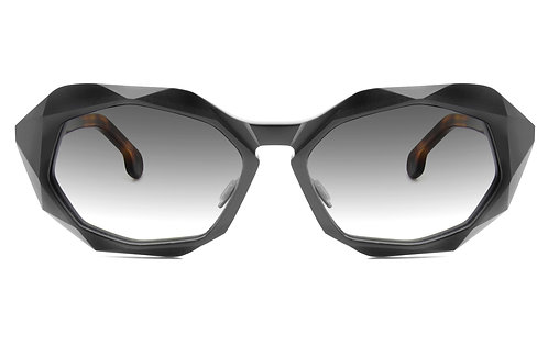 ANGELO LIQUORICE SUNGLASSES