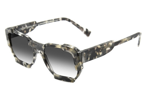 HENRI ECAILLE GREY SUNGLASSES