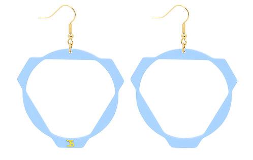 O8 BLUE EARRINGS