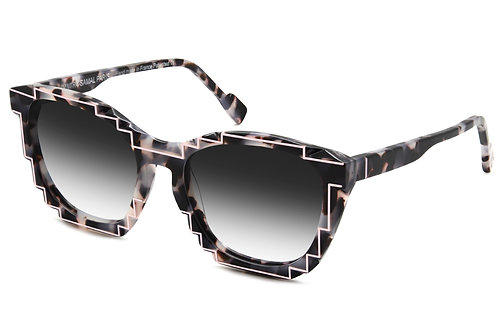 CHARLES 2 ECAILLE GREY SUNGLASSES