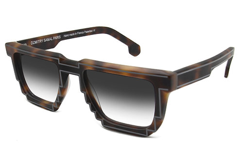 TOM ECAILLE MAT SUNGLASSES